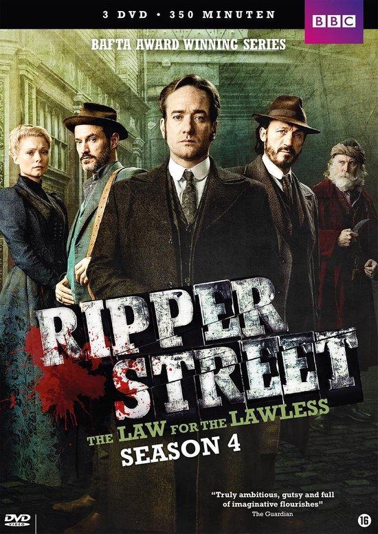 Ripper Street - Seizoen 4