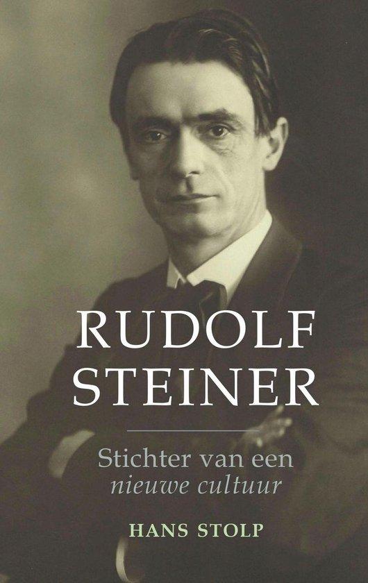 Boek cover Rudolf Steiner van Hans Stolp (Onbekend)