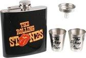 Rolling Stones Heupfles Cadeau Set