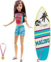 Barbie Dreamhouse Adventures Surfer Skipper (23 cm) - Barbiepop
