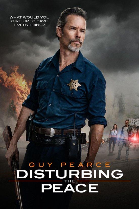 Disturbing The Peace (Blu-ray)