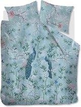 Beddinghouse Mei Li Dekbedovertrek - Lits-jumeaux - 240x200/220 cm - Blauw Groen