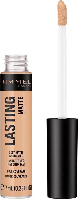 Rimmel London Lasting Matte Classic Beige 020 Concealer