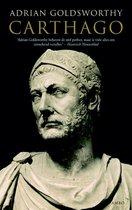 Boek cover Carthago van Adrian Goldsworthy
