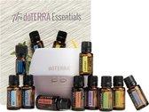 DoTERRA Home Essentials Kit (Nederlands) #60207318 inclusief Petal 2.0 Aroma Diffuser