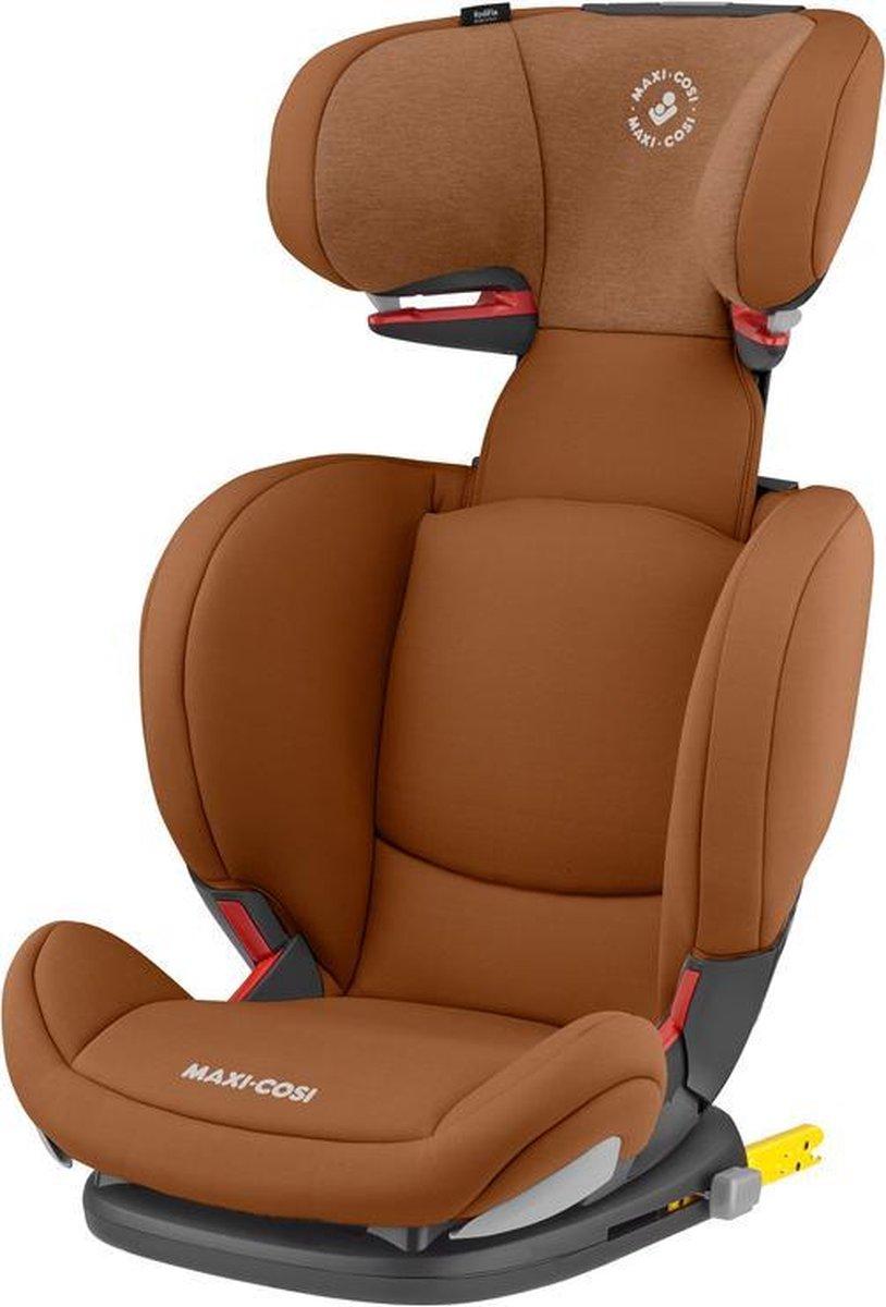 Maxi Cosi Rodifix Air Protect Autostoel - Authentic Cognac