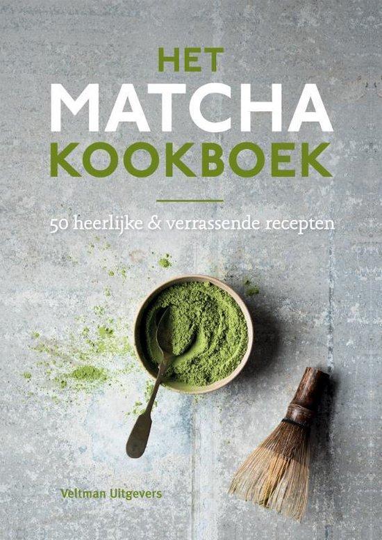 Het matcha kookboek - Nicole Pisani |