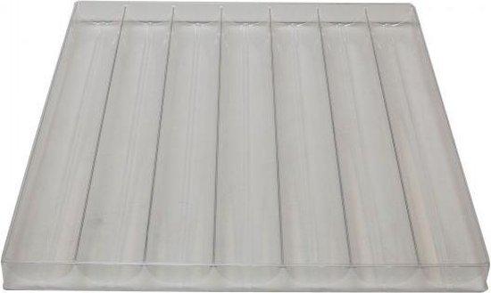 Tray voor kralen 30,48x30,48cm 7 vaks