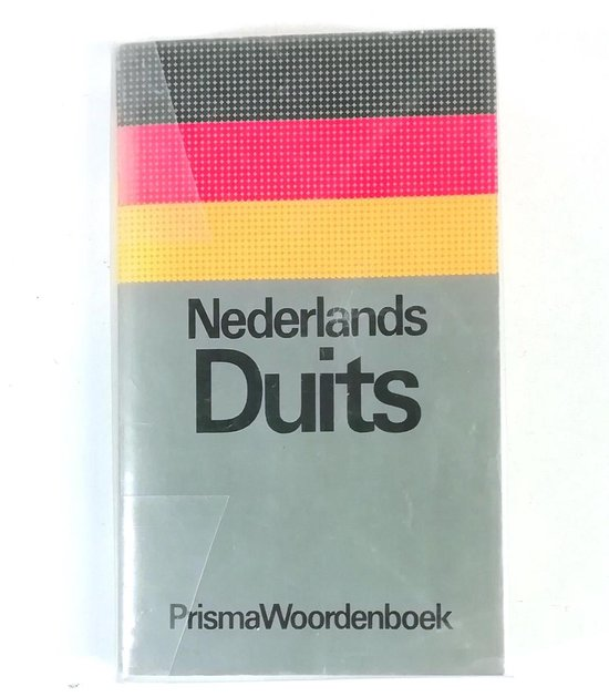 Boek cover PRISMA NEDERLANDS DUITS N. van G.A.M.M. van der Linden (Onbekend)