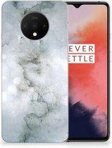OnePlus 7T Hoesje maken Painting Grijs