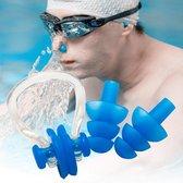 EPIN   Zwem Neusklem + Oordoppen   Voor Het Zwemmen   Neusclip