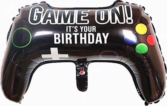Folie ballon Game Controller / It's your Birthday