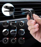Universele mobiele telefoon houder voor in de auto - Hoge kwaliteit - Zwart - Ventilatierooster - Ventilator - Universeel - Mobielhouder - Autohouder - Telefoonhouder met magneet - Samsung - iPhone - Nokia - Mobile phone holder car - Smartphone