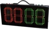 Elekronisch scorebord / wisselbord - digitaal scheidrechtersbord LED