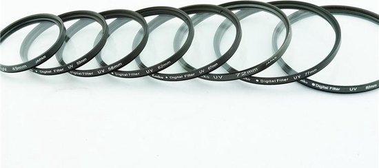 58mm UV Filter voor camera lens Canon Nikon Sony Pentax