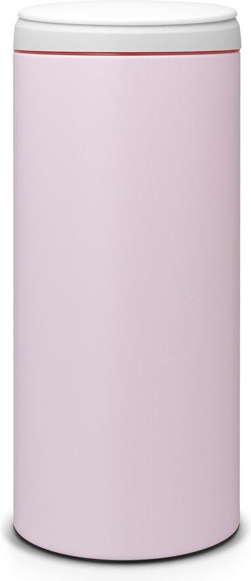 Brabantia FlipBin Prullenbak - 30 l - Mineral Pink