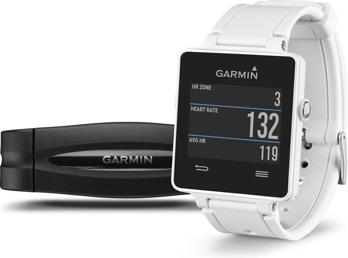 vivoactive GPS WATCH WHITE HRMSS WW - Garmin