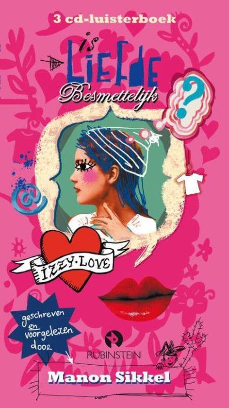Is Liefde Besmettelijk? Luisterboek op 3 CD's - Manon Sikkel |