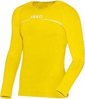 Jako Comfort Thermo Shirt - Thermoshirt  - geel - 164