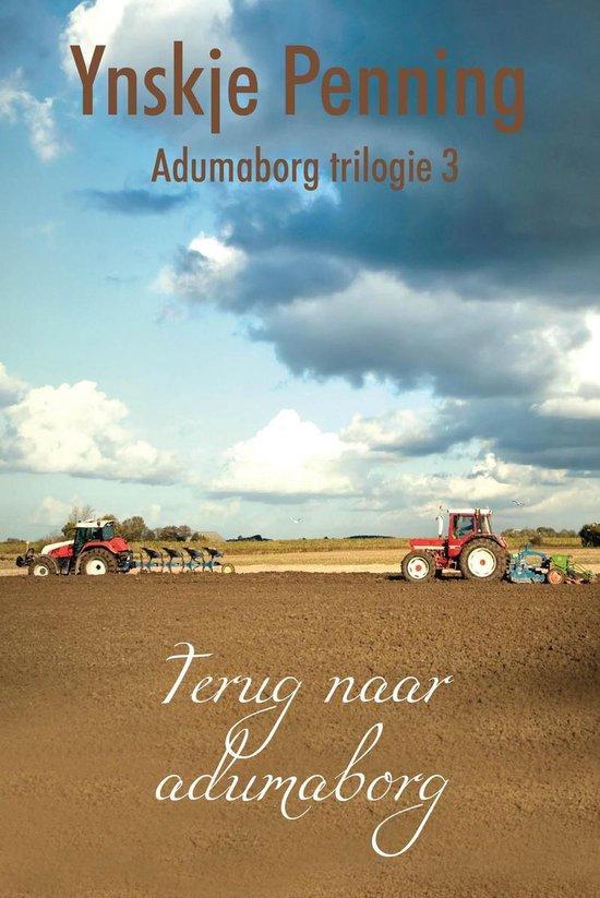 Terug naar Adumaborg - Ynskje Penning |
