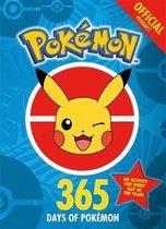 The Official Pokemon 365 Days of Pokemon