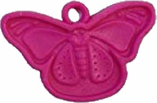 Ballongewicht - Vlinder