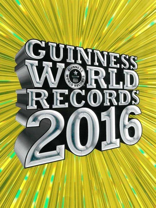Guinness world records 2016 - none |