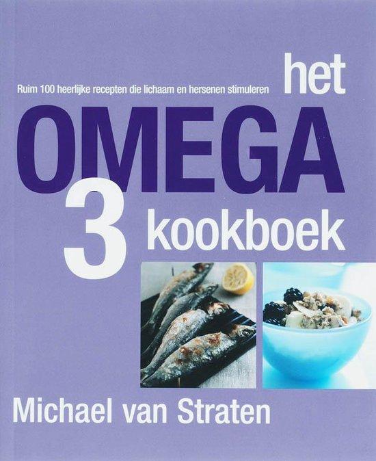 het Omega 3 Kookboek - Michael van Straten |