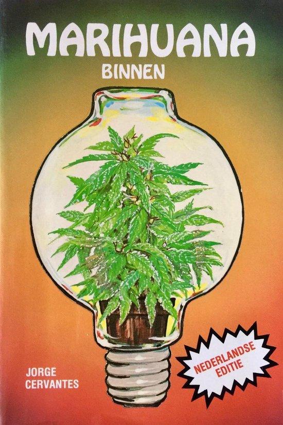 Marihuana binnen - Jorge Cervantes |