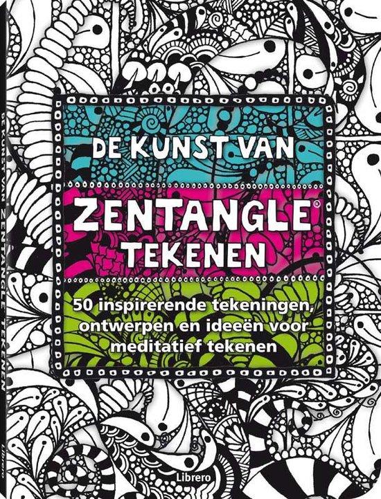 De kunst van zentangle tekenen - Stephanie Meissner | Readingchampions.org.uk