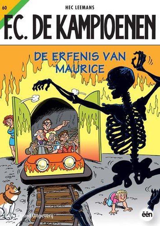 De Kampioenen 60 De Erfenis Van Maurice - Hec Leemans  