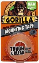 Gorilla Mounting Tape - dubbelzijdige montagetape