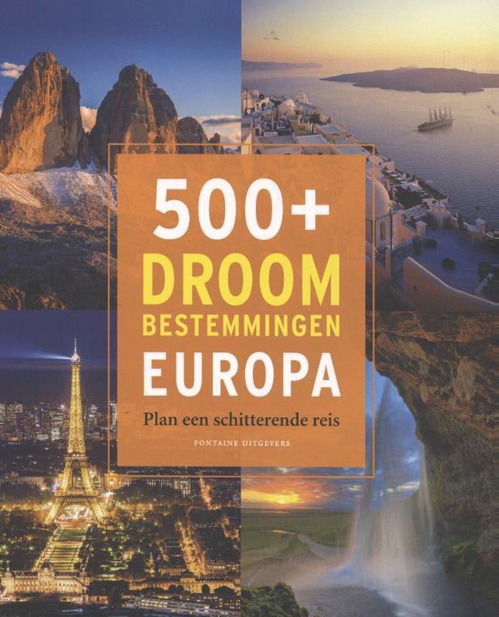 500+ droombestemmingen Europa - Henning Aubel
