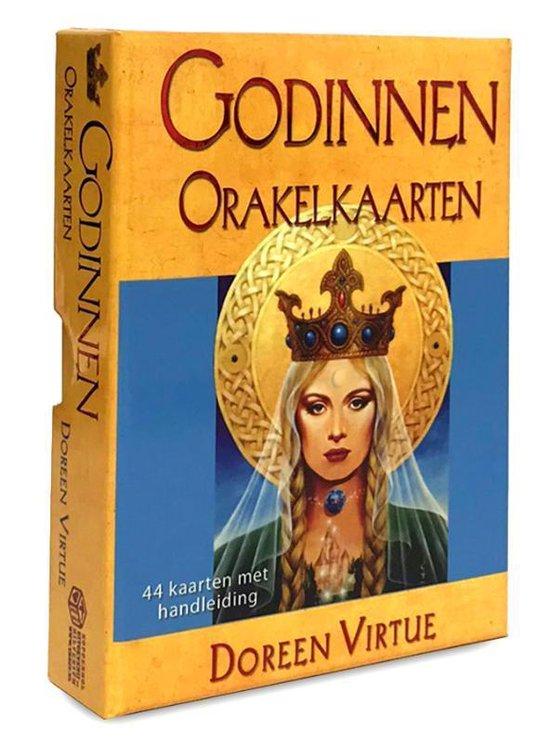 Godinnen orakelkaarten - Doreen Virtue | Fthsonline.com