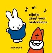 Boek cover Nijntje zingt voor sinterklaas van Dick Bruna
