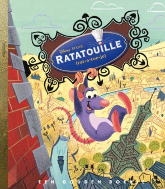 Gouden Boekjes - Ratatouille - Disney |