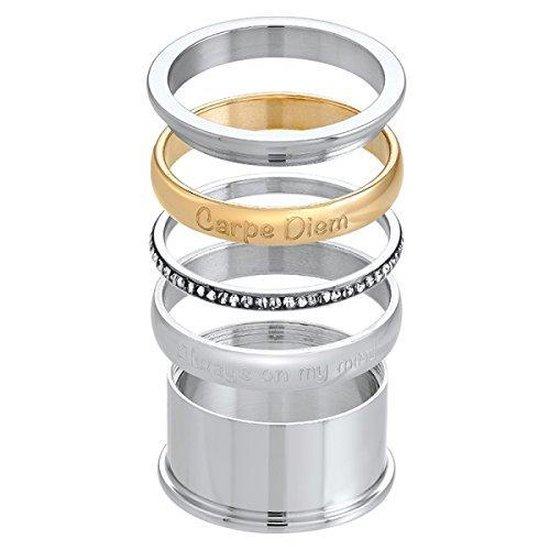iXXXi - Vulring - Line Olivina - zilverkleurig - maat 18