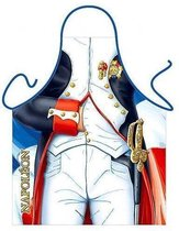 Benza Schort Napoleon - Leuke/Funny Keukenschort