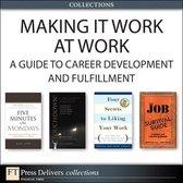 Boek cover Making It Work at Work van Alan Lurie