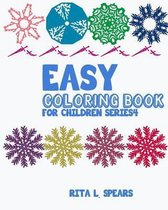 Easy Coloring Book for Children Series4