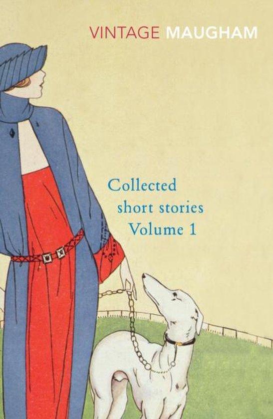 Boek cover Collected Short Stories Volume 1 van W. Somerset Maugham (Paperback)