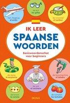 Boek cover Ik leer Spaanse woorden van