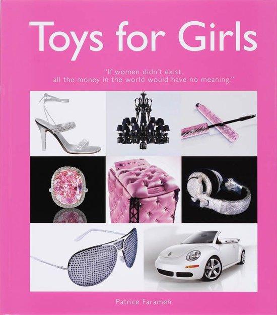 Toys For Girls - Patrice Faremeh   Fthsonline.com