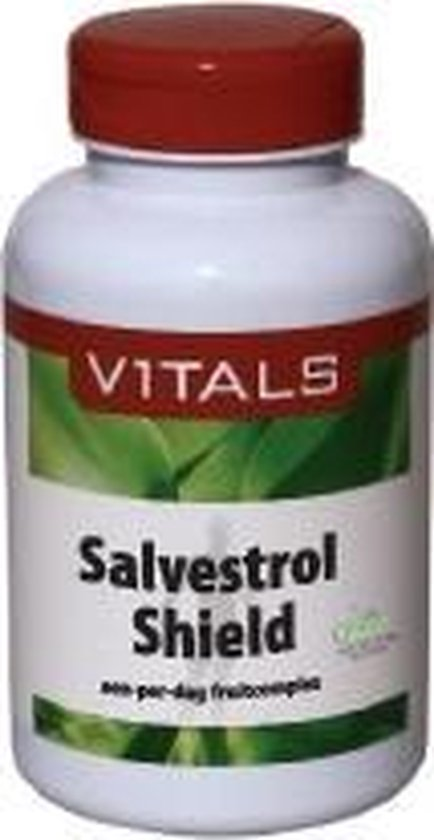 Vitals - Salvestrol Shield - 60 capsules - Voedingssupplement