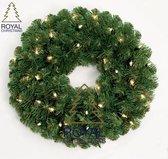 Royal Christmas Dakota Kerstkrans - Ø 60 cm - met LED