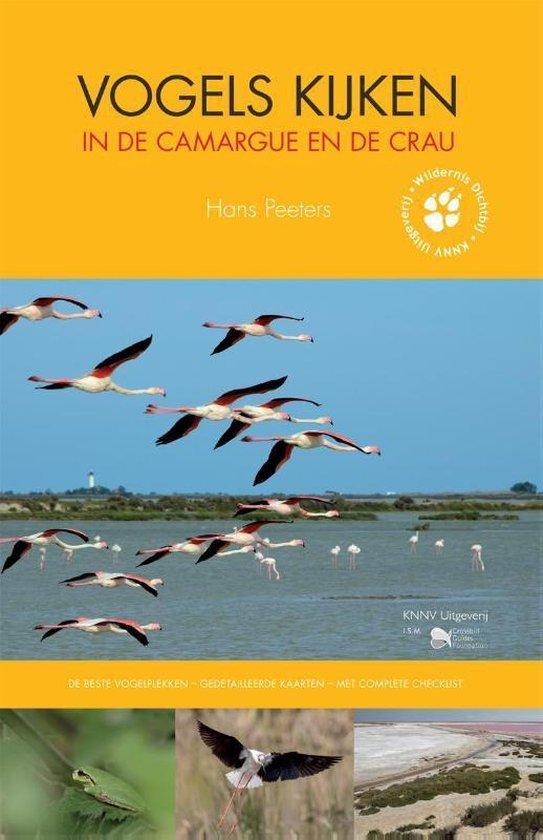 Vogels kijken in de Camargue en de Crau - Hans Peeters |