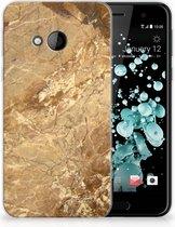 HTC U Play TPU-siliconen Hoesje Design Marmer