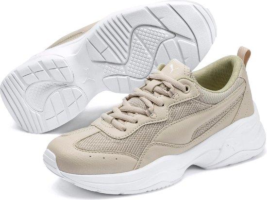 Puma Cilia Vrouwen - Silver Gray-Puma Silver-Puma White