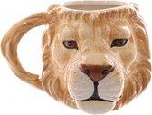 Koffie mok leeuw