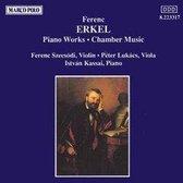 Istvan Kassai / Szecsodi, F. / Luk - Piano Works / Chamber Music